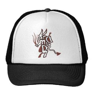 Krampus Trucker Hat