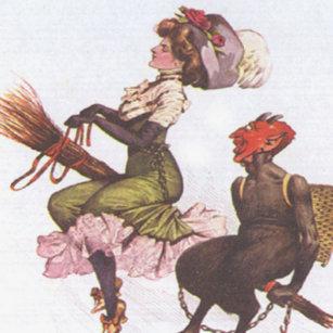 Vintage Krampus Gifts Christmas Decorations | Zazzle com au