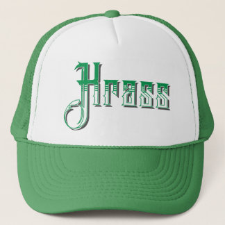 Krass, German Slang, Cool Wicked, Trucker Hat