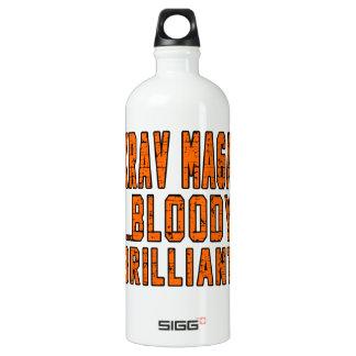 Krav Maga Bloody brilliant SIGG Traveller 1.0L Water Bottle