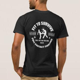 Krav Maga: Darwin Mn T-Shirt