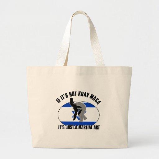 krav maga design bags