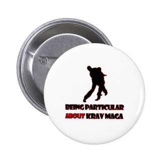 krav maga Designs Pin