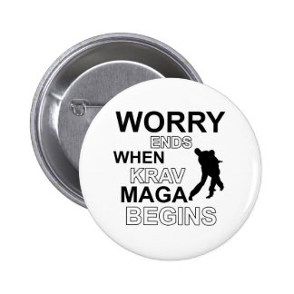 Krav maga Designs Buttons