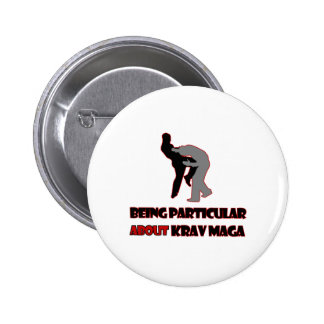 krav maga Designs Pins