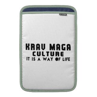 KRAV MAGA Designs Sleeves For MacBook Air