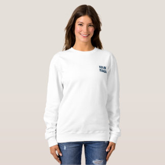 Krav Maga Embroidered Sweatshirt
