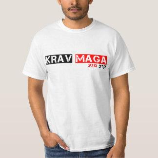 Krav Maga & Hebrew Tee