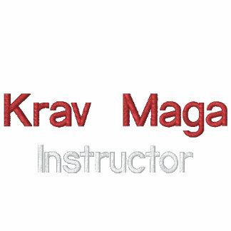 Krav Maga, Instructor Embroidered Shirt