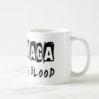 Krav Maga It's in my blood Mugs