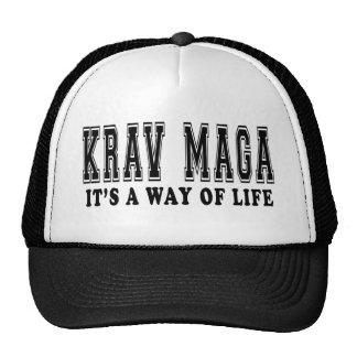 Krav Maga It's way of life Mesh Hat