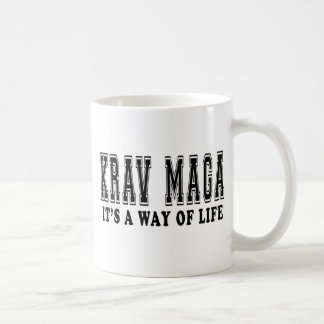 Krav Maga It's way of life Coffee Mugs