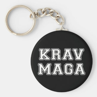 Krav Maga Key Ring
