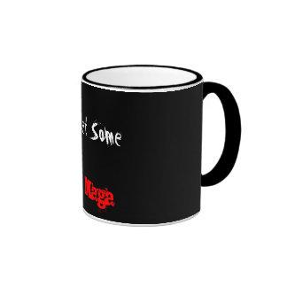 krav maga mug cup come get some