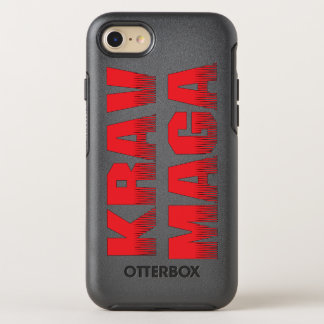 Krav Maga OtterBox Symmetry iPhone 8/7 Case