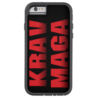 Krav Maga Tough Xtreme iPhone 6 Case
