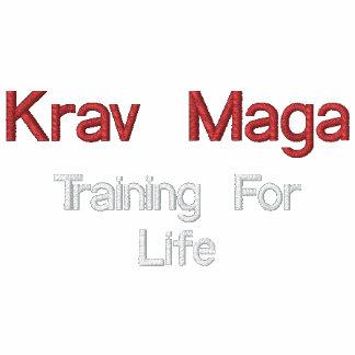 Krav Maga, Training For Life Embroidered Jacket