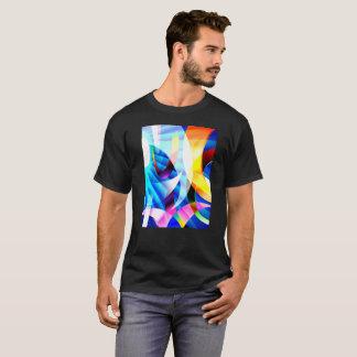KRAYOLIGH Digital Abstract Art #02 T-Shirt