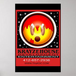 Krayzehouse Development promo poster