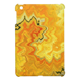 Krazy Yellow Case For The iPad Mini