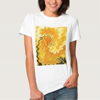 Krazy Yellow Tee Shirt