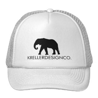 Kreller Design Co simple lid Trucker Hat
