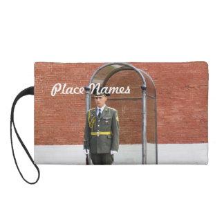 Kremlin Guard Wristlet Clutch