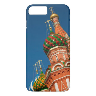 Kremlin, Vasiliy Blessed   Moscow, Russia iPhone 7 Plus Case