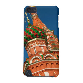 Kremlin, Vasiliy Blessed   Moscow, Russia iPod Touch (5th Generation) Cover