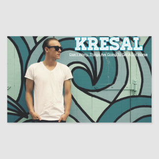 Kresal Sticker