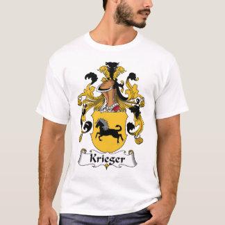 Krieger Family Crest T-Shirt