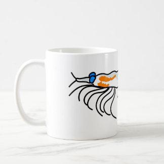 krill basic white mug
