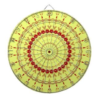 Kris Alan Apparel Trippy hippie 2 Dart Boards