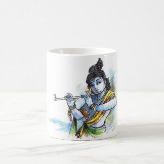Krishna Sketch Coffee Mug