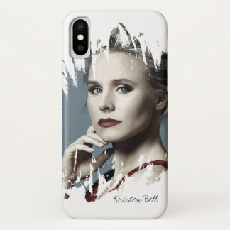 Kristen Bell iPhone X Case