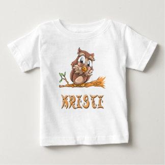 Kristi Owl Baby T-Shirt