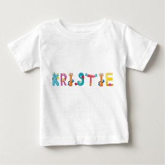 Kristie Baby T-Shirt