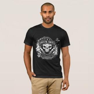 Kristie Hates - Mens American Dark T-Shirt