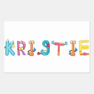 Kristie Sticker