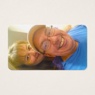 Kristin and Steve Business Card