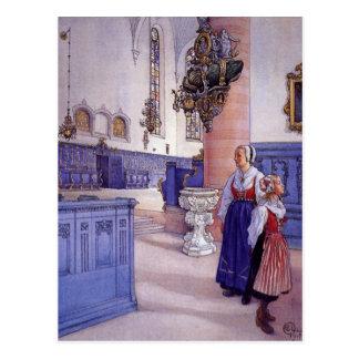 Kristine Church Postcard
