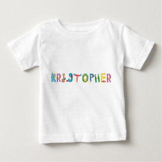 Kristopher Baby T-Shirt