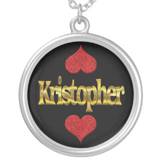 Kristopher necklace
