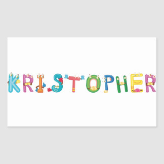 Kristopher Sticker