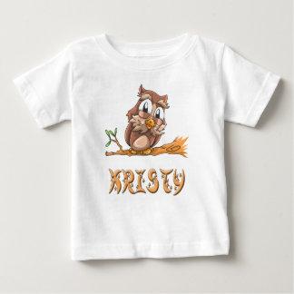 Kristy Owl Baby T-Shirt