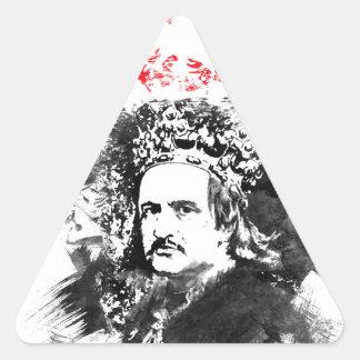 Krol Jagiello Triangle Sticker