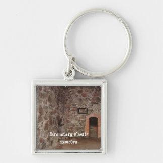 Kronoberg Castle Ruins - Sweden Key Ring