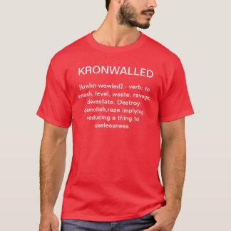 KRONWALLED T-Shirt