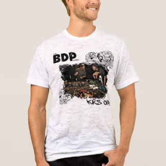 KRS-One (Vintage Wash) The BDP Album T-Shirt