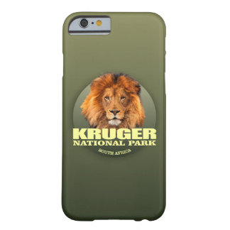 Kruger NP (Lion) WT Barely There iPhone 6 Case